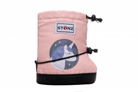 Stonz Toddler Booties (str M og L)- Unicorn