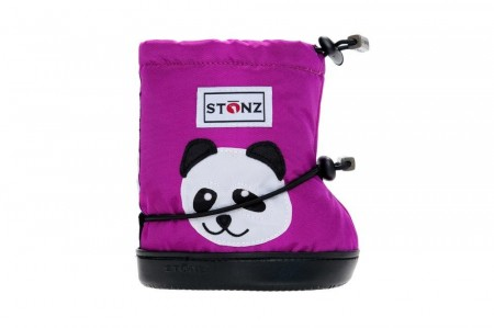 Stonz Toddler Booties  (str L) - Panda