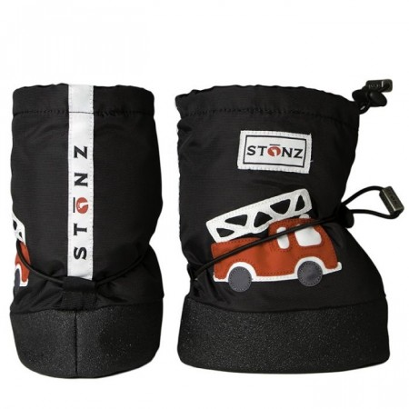 Stonz Toddler Booties (str L) - Firetruck